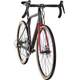 GT Bicycles Grade Carbon Elite, satin black/wine red/wine red/grey